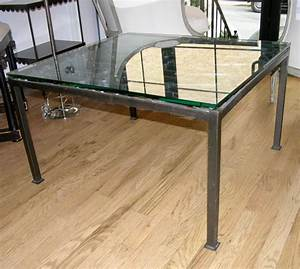 black iron gate coffee table with glass top at 1stdibs With black iron and glass coffee table