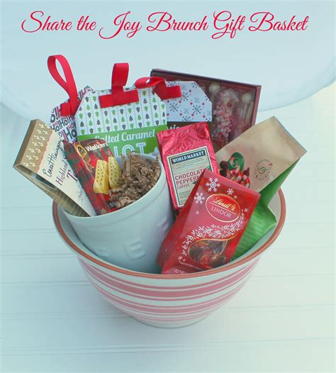 make a christmas gift basket diy simply southern mom