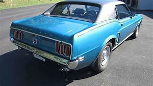** RESTORED !! ** 1969 FORD MUSTANG GRANDE COUPE ** SOLD !! - YouTube