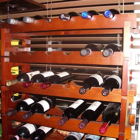 plans for wine rack 5 free wine rack plans the basic woodworking