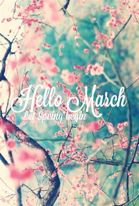 imagenes  mensajes de hola marzo en ingles  descargar