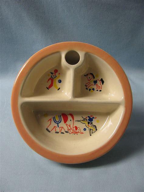 Vintage Hankscraft Warming dish for Baby 1940s   Back in