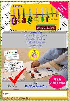 montessori grammar play images grammar order