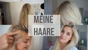 Haare Selber Aufhellen : meine haare selber blondieren gelbstich friseurbesuch youtube ~ Frokenaadalensverden.com Haus und Dekorationen