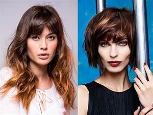 Coiffure Automne Hiver 2017 : coupe cheveux tendance 2016 femme coupe de cheveux femme tendance abc coiffure ~ Melissatoandfro.com Idées de Décoration