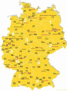 Berlin Plz Karte : postleitzahlenkarte deutschland ~ One.caynefoto.club Haus und Dekorationen