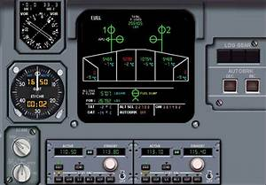 Airbus A320 Panel For Fs2004
