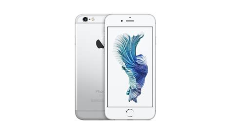 buy iphone 6s iphone 6s 32gb silver apple
