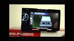 Pioneer Avh-p1400dvd Reviewed In Detail
