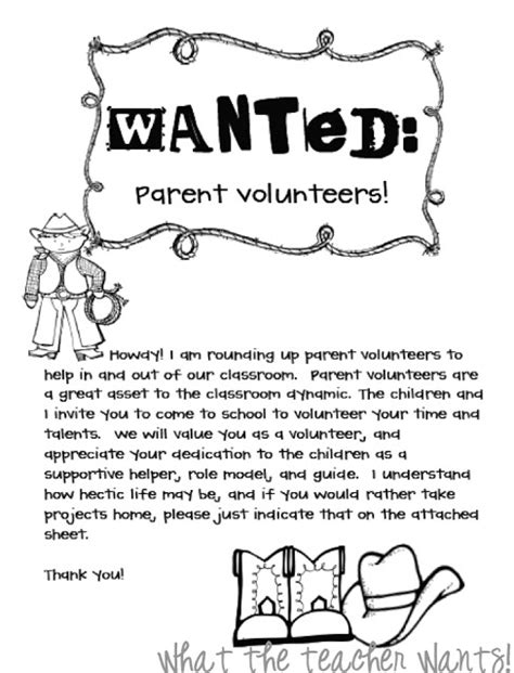 sample letter   volunteers printable receipt