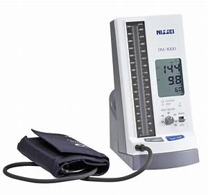 Anats S A   Automatic Digital Blood Pressure Monitor And