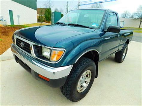 car engine manuals 1997 toyota tacoma auto manual 1997 toyota tacoma manual 4 215 4 for sale