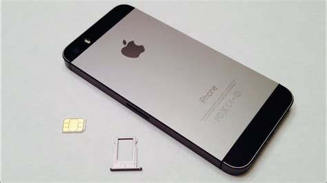 The subscriber identity module (sim) is some sort of a small removable smart card where all the information your iphone needs to get to a cellular network. iPhone SE & 5S HOW TO: Insert / Remove a SIM Card - YouTube