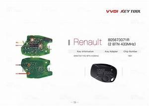 Vvdi Key Tool Remote Unlock Wiring Diagram