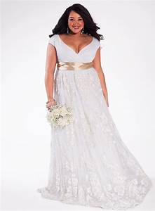 Plus size wedding dresses with sleeves and other plus size for Plus sized wedding dresses