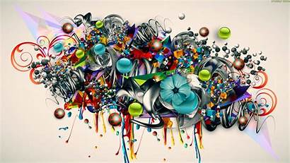 Graffiti Awesome Backgrounds Wallpapers Background Desktop 3d