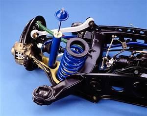 Rear Axle Suspension - Parts