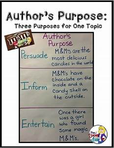 Upper Elementary Snapshots: Author's Purpose: 8 Steps Easy ...