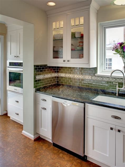 kitchen cork flooring considerations   build  house