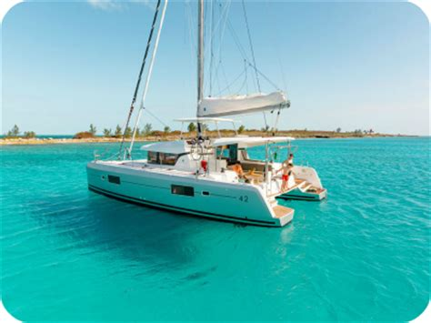 Yacht In The Water Song by Tmm Yacht Charters Lagoon 42 Song