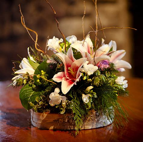wedding flower centerpieces lake placid flower  gift