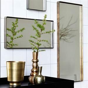 House Doctor Spiegel : house doctor refleksion spiegel messing living and co ~ Whattoseeinmadrid.com Haus und Dekorationen