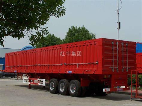 semi truck manufacturers semi trailer hyjt001 hongyu china manufacturer