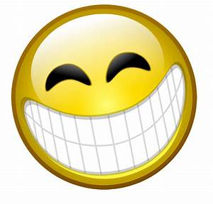 Laughing Smiley Face Emoticon | Clipart Panda - Free ...