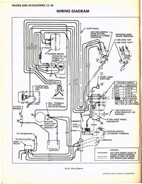 Need Wiring Diagram Corvetteforum Chevrolet