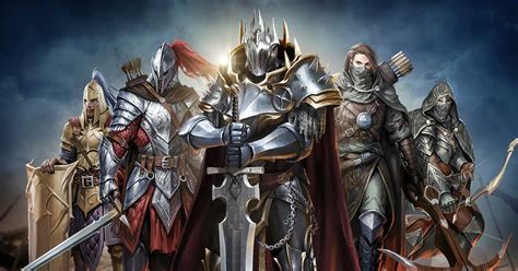 Knights Of The Round Table  King Of Avalon Dragon Warfare