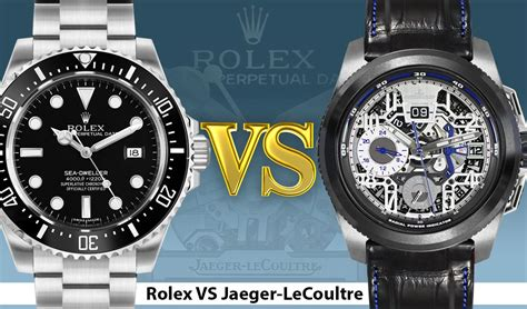 Rolex Vs Jaegerlecoultre Which Is Better?