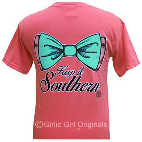 southern comfort shirts girlie originals quot keep it southern quot comfort colors t