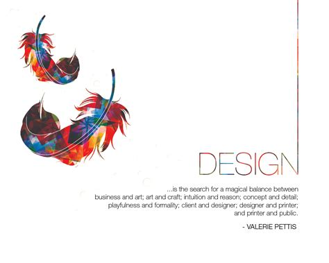 design portfolio expect   print