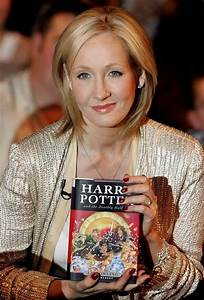 Jk Rowling Named In Plagiarism Lawsuit By Childrenu002639s