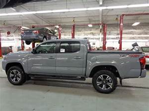 Used New 2018 Tacoma Double Cab 6 Speed Manual Trd Sport