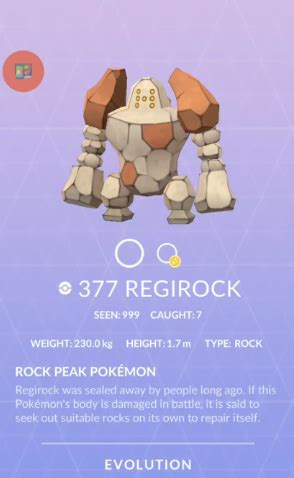 regirock regice  registeel added  pokemon