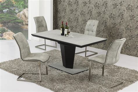 Marble Dining Table And Chairs by 20 Best Collection Of Extending Marble Dining Tables