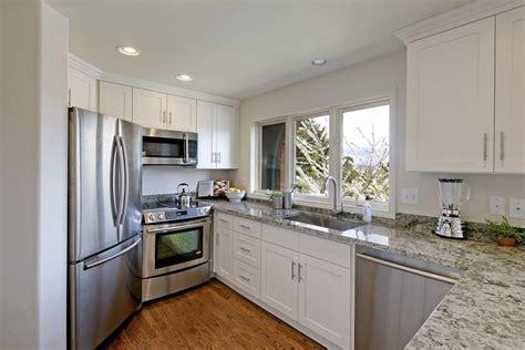 green kitchen cabinets white countertops quicua