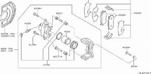Nissan Maxima Brake Dust Shield