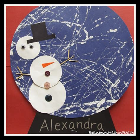 winter arts and crafts for preschoolers winter for 2 year olds how wee learn 666