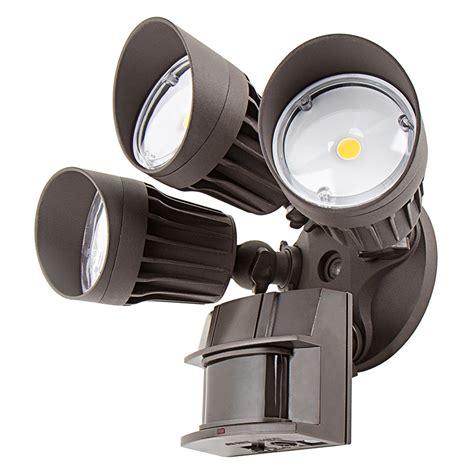 best security light with motion sensor led motion sensor light 3 head security light 30w