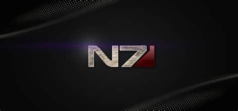 Mass Effect N7 Wallpaper