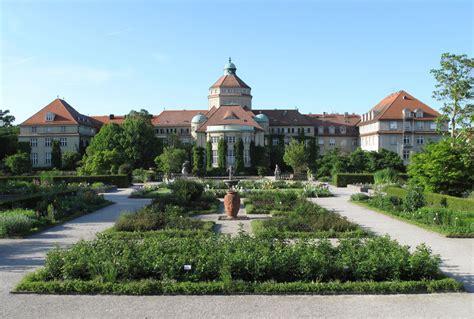 Botanischer Garten Münchennymphenburg  Il Giardino