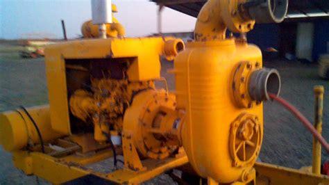 Peabody Barnes Crown Diesel Trash Pump