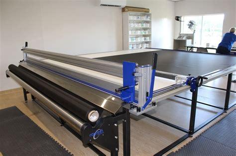 textile cutting tables cutting welding  fusing machine  fabrics