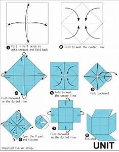 Origami Color Joint Instructions