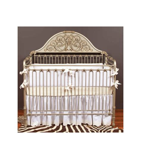 Brat Decor by Bratt D 233 Cor Chelsea Collection Iron Lifetime Crib