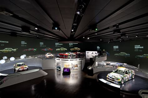 bmw museum photo gallery 40 years of bmw art cars the shop