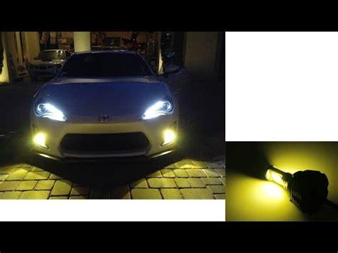 yellow led fog lights 3000k yellow led conversion kit for fog lights headlights