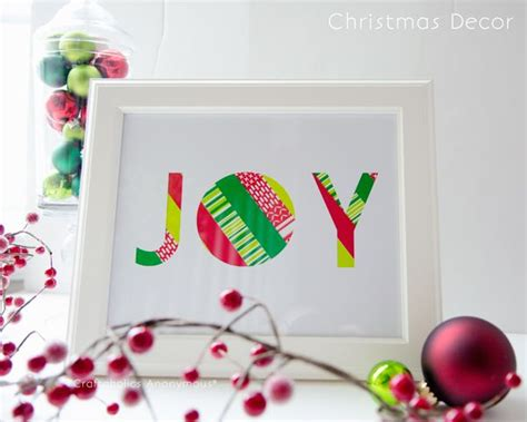 10+ Cool Christmas Joy Sign Ideas & Tutorials Kp Kitchen Crafts Paint Ideas For Living Room And Decorative Knobs Best Brand Faucet Americas Test Episodes Green Upper East Side John Lewis Kitchens Who Wins Hells